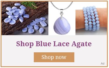 Shop Blue Lace Agate - Shop Now