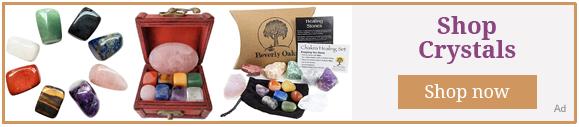 Shop Crystals - Shop Now