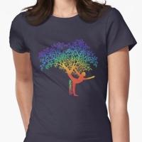 yoga-tree-t-shirt