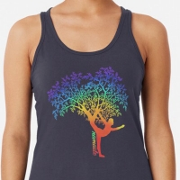 yoga-tree-tank-top
